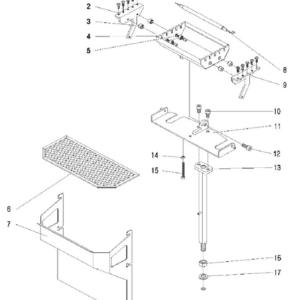 Halogen Quartz Heater Assembly (Medium - 2000Wmax / 220V