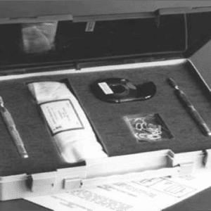 Lens Coating Hardness Tester Kit