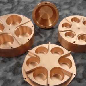 Copper Crucible Liners - EBS